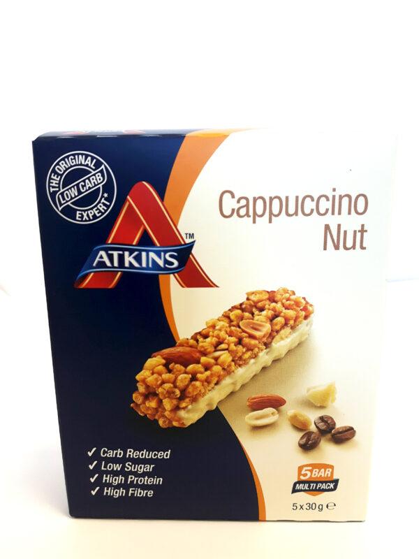 Atkins Cappucino Nut Bars