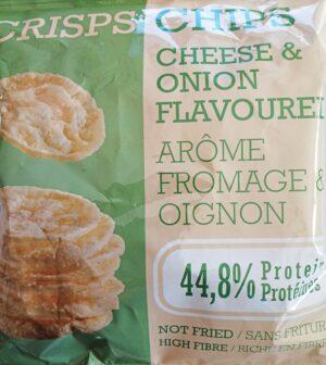 low carb crisps