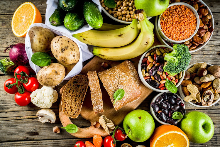 Healthy eating in lockdown